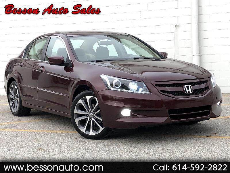 Honda Accord LX-P Sedan 2008
