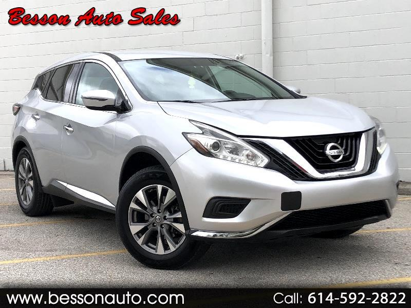 Nissan Murano 4dr S FWD V6 2016