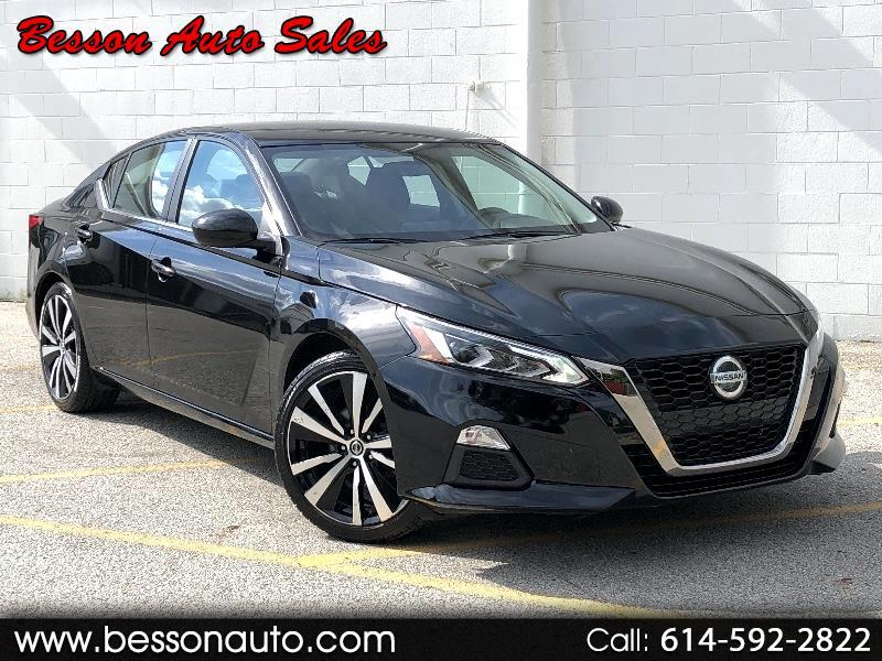 Nissan Altima 2.5 SR AWD Sedan 2019