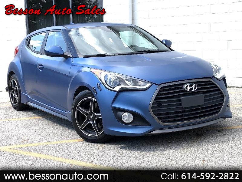 Hyundai Veloster 3dr Cpe Man Turbo Rally Edition 2016