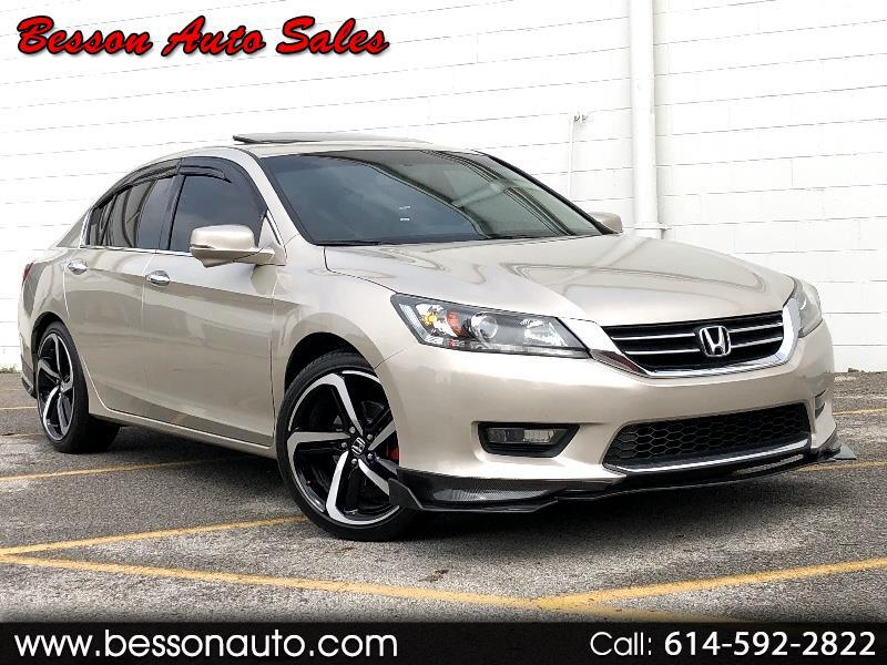 Honda Accord EX 4D Sedan 2013