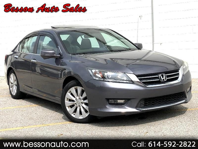 Honda Accord EX 4D Sedan 2015