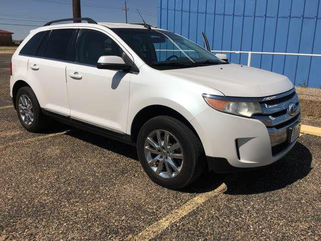Ford Edge Limited AWD 2011