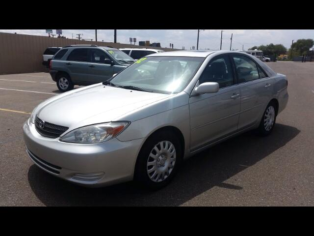 2002 Toyota Camry 2014.5 4dr Sdn I4 Auto XLE (Natl)