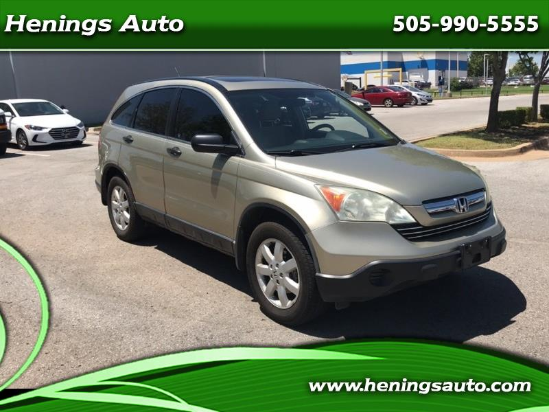 Honda Dealership Albuquerque >> Used 2008 Honda Cr V Ex 2wd At For Sale In Albuquerque Nm