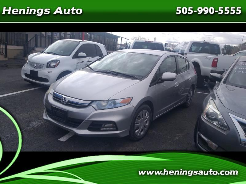 Honda Insight LX 2013