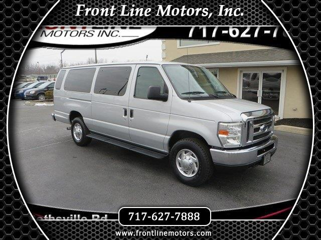 2010 Ford Econoline Wagon E-350 Super Duty Ext XL