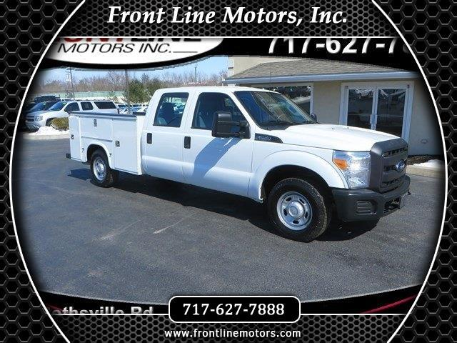 2013 Ford Super Duty F-250 SRW 2WD Crew Cab 172