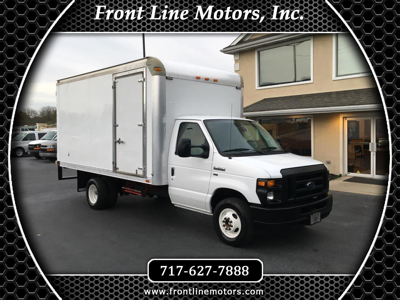 2012 Ford Econoline Commercial Cutaway E-350 Super Duty 176