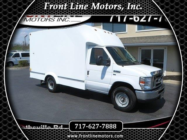 "2014 Ford Econoline Commercial Cutaway E-350 Super Duty 138"" SRW"