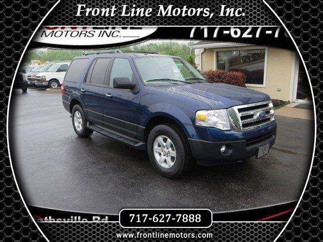 2011 Ford Expedition 4WD 4dr XL