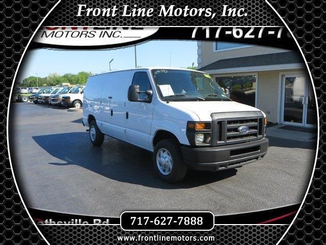 2012 Ford Econoline Cargo Van E-150 Commercial