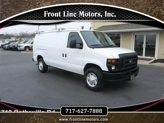 2013 Ford Econoline Cargo Van E-250 Commercial