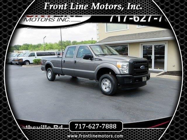"2011 Ford Super Duty F-250 SRW 4WD Crew Cab 172"" XL"