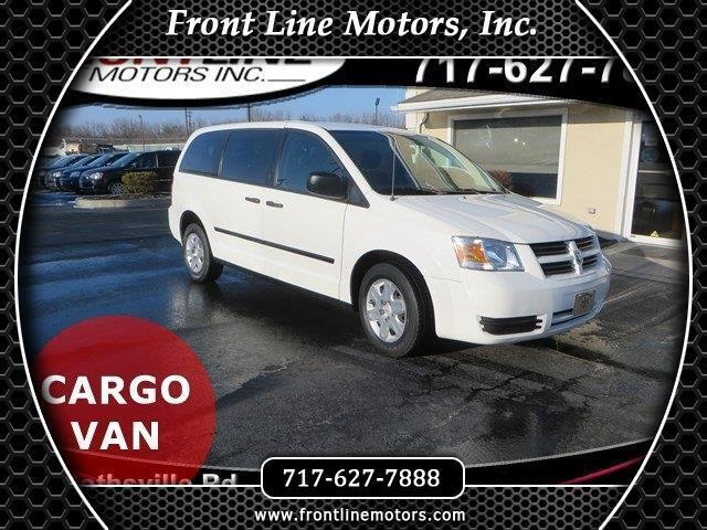 """2009 Dodge Grand Caravan C/V 119"""" WB"""