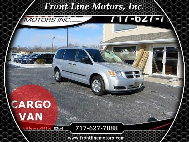 2009 Dodge Grand Caravan C/V 119