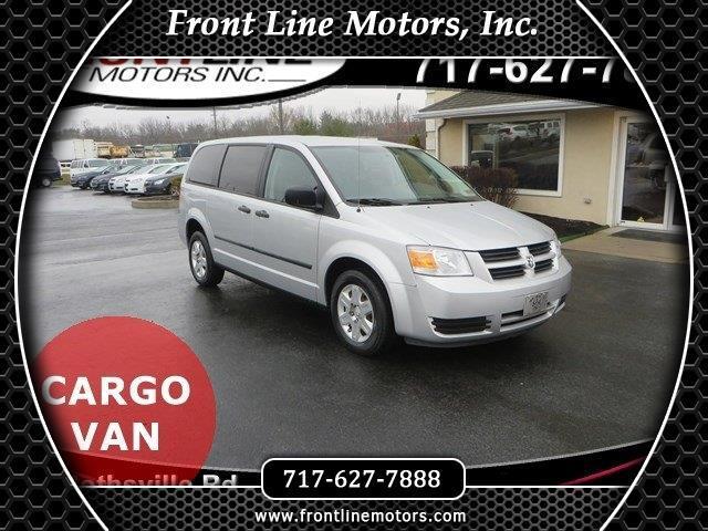 """2010 Dodge Grand Caravan C/V 119"""" WB"""