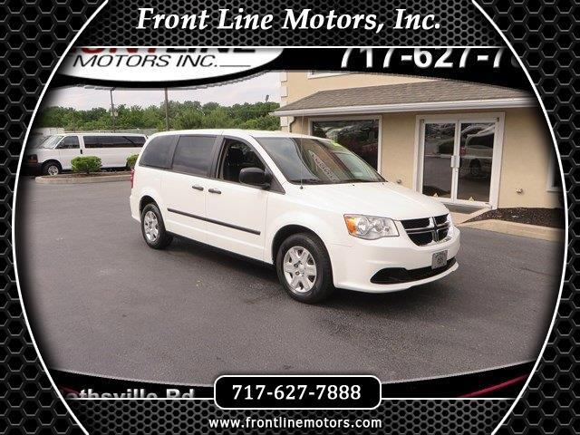 2011 Dodge Grand Caravan C/V 119