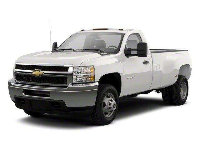 """2013 Chevrolet Silverado 3500HD 4WD Reg Cab 133.7"""" Work Truck"""