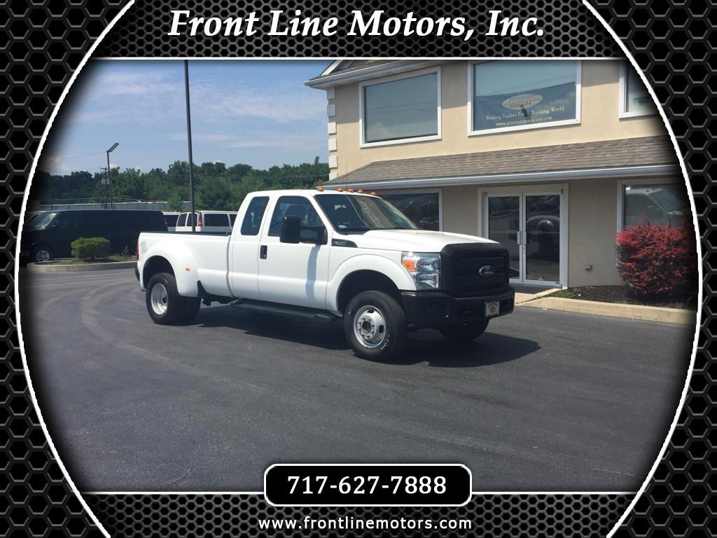 2011 Ford Super Duty F-350 DRW 4WD SuperCab 186