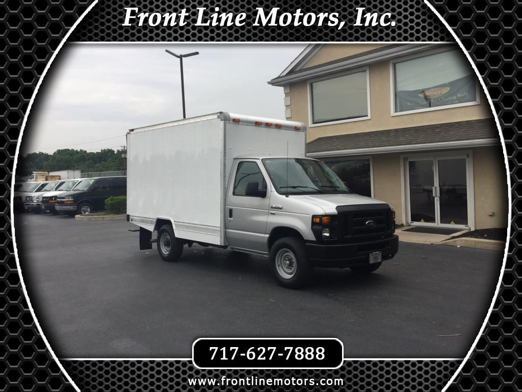 2010 Ford Econoline Commercial Cutaway E-350 Super Duty 138