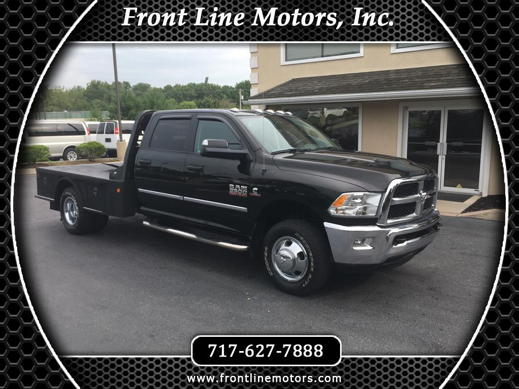 "2016 RAM 3500 Chassis Cab Tradesman 4WD Crew Cab 172"" WB 60"" CA"