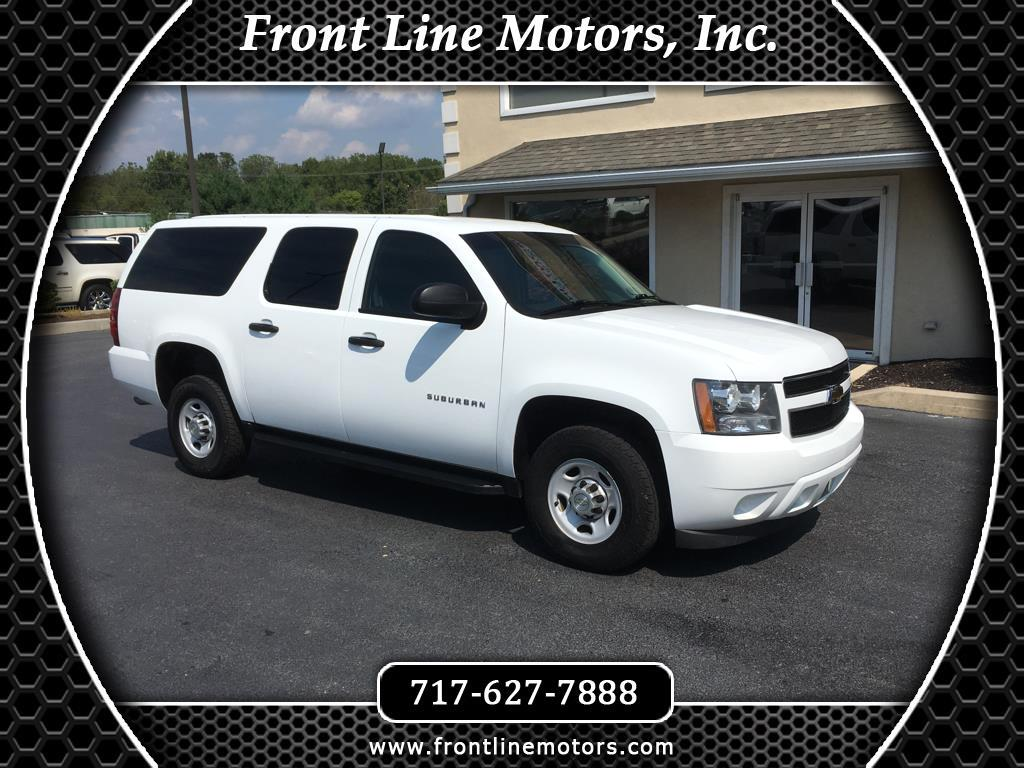 2010 Chevrolet Suburban 4WD 4dr 2500 Commercial