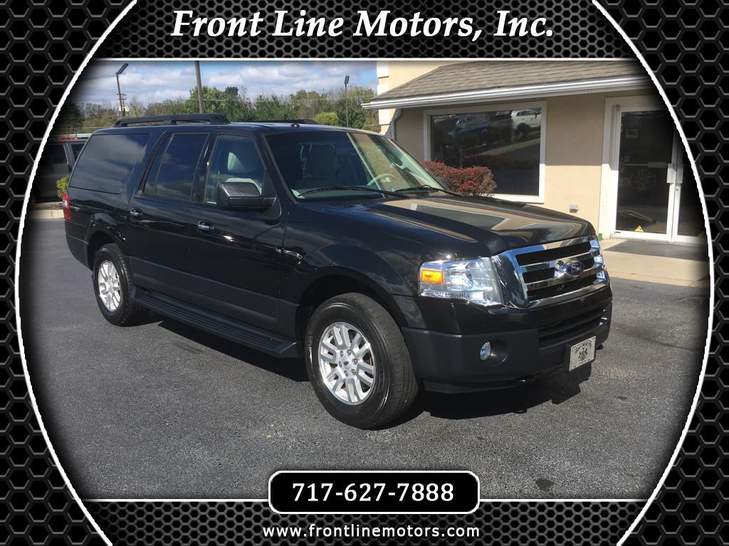 2014 Ford Expedition EL 4WD 4dr XL