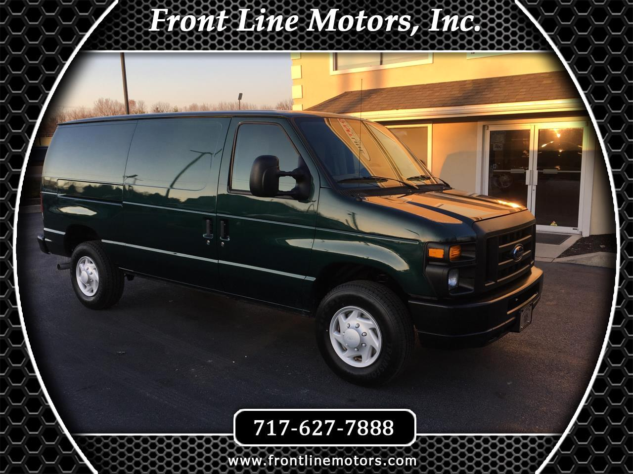 2009 Ford Econoline Cargo Van E-350 Super Duty Commercial