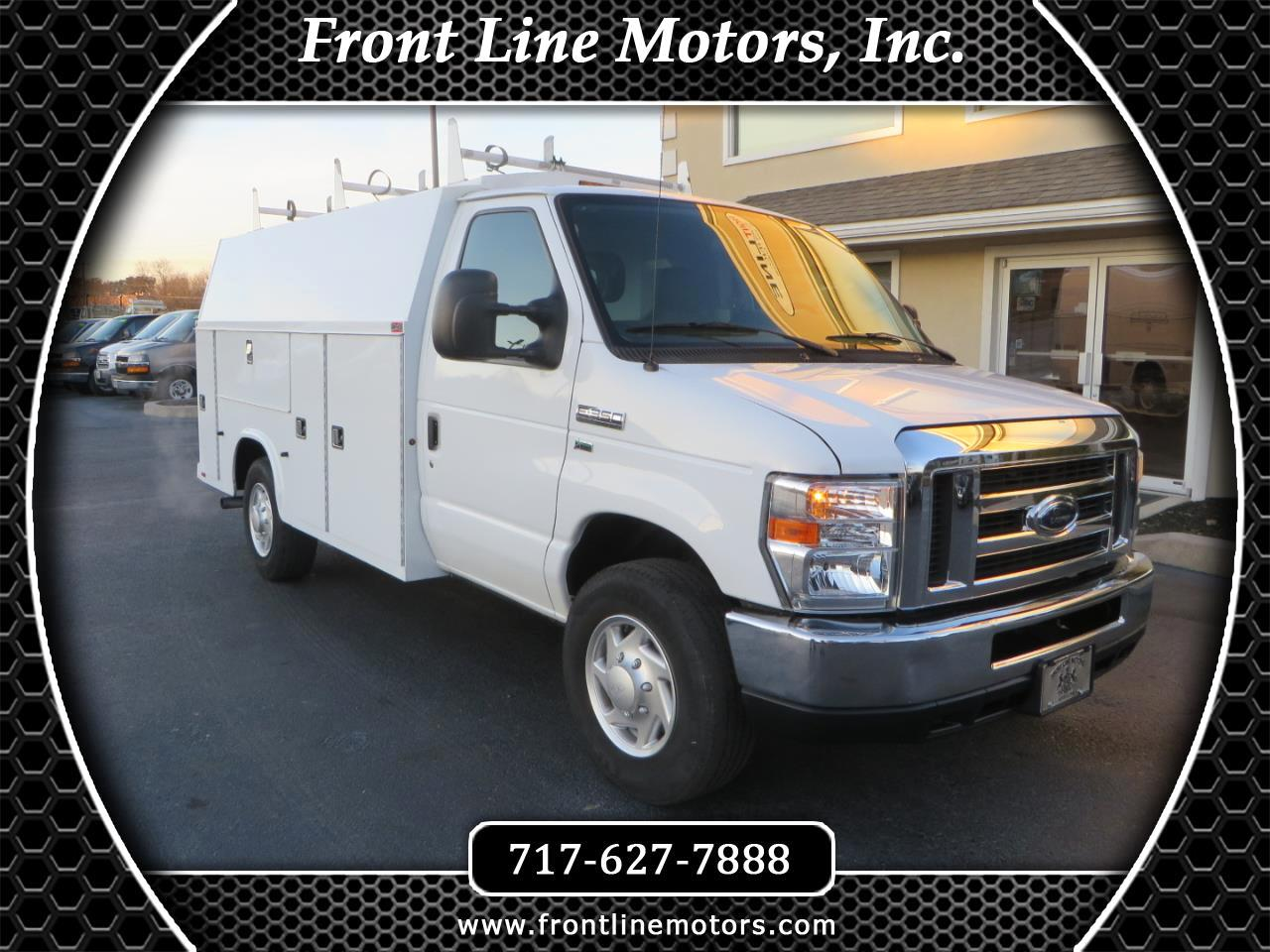 "2013 Ford Econoline Commercial Cutaway E-350 Super Duty 138"" SRW"