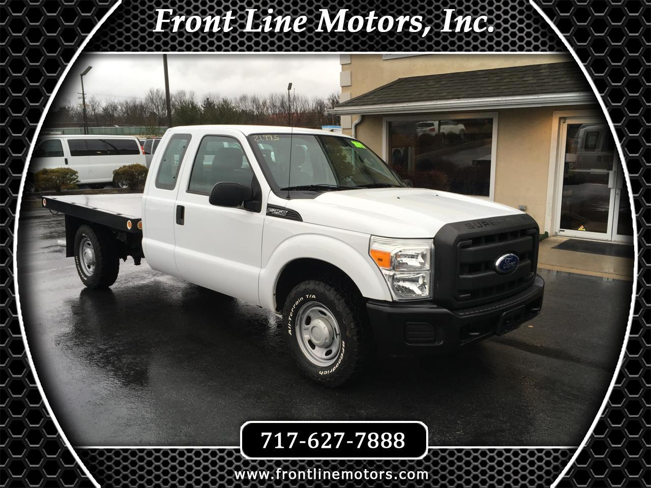 2011 Ford Super Duty F-250 SRW 2WD SuperCab 142
