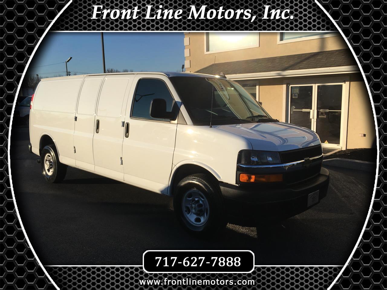 2019 Chevrolet Express Cargo Van RWD 2500 155