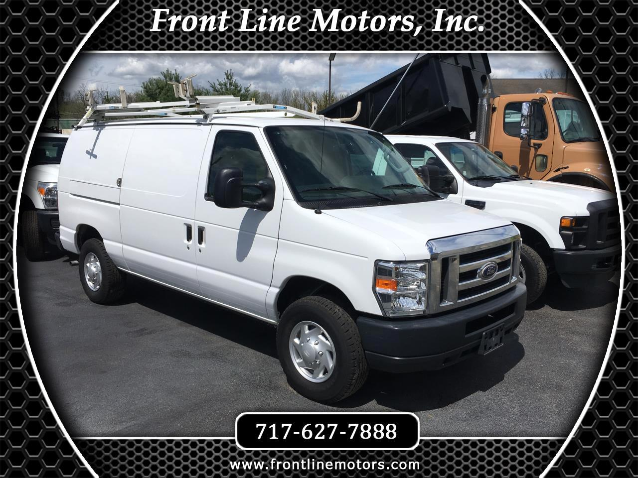 2014 Ford Econoline Cargo Van E-250 Recreational
