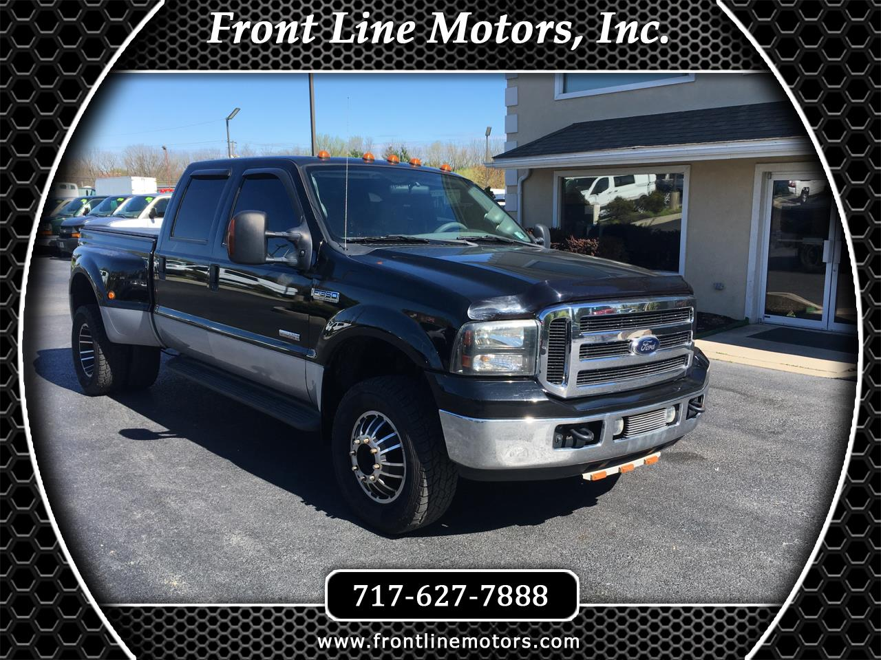 2005 Ford Super Duty F-350 DRW Crew Cab 156