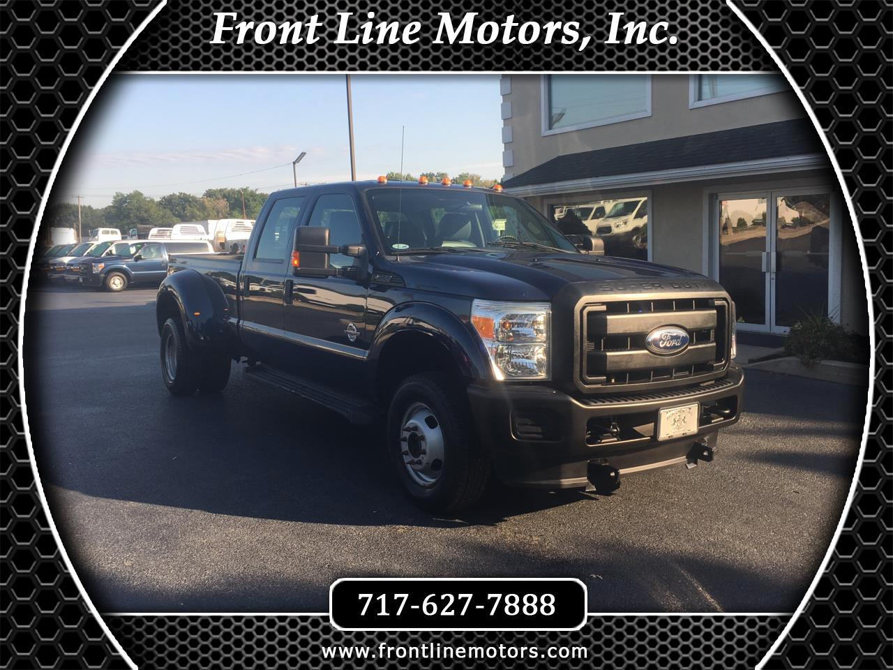 2011 Ford Super Duty F-350 DRW 4WD Crew Cab 172