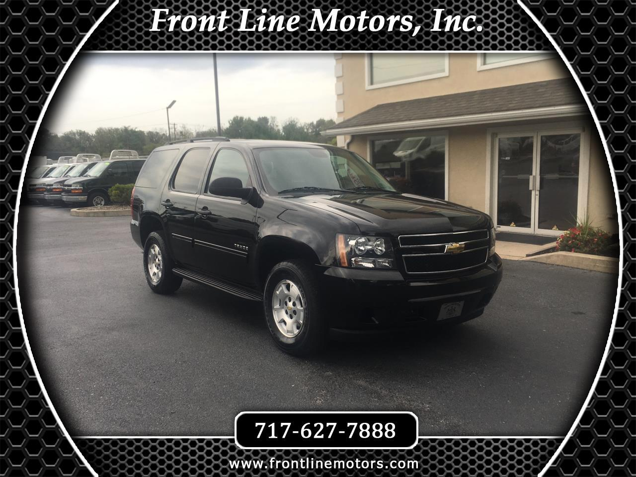 2010 Chevrolet Tahoe 1500 4dr 4WD