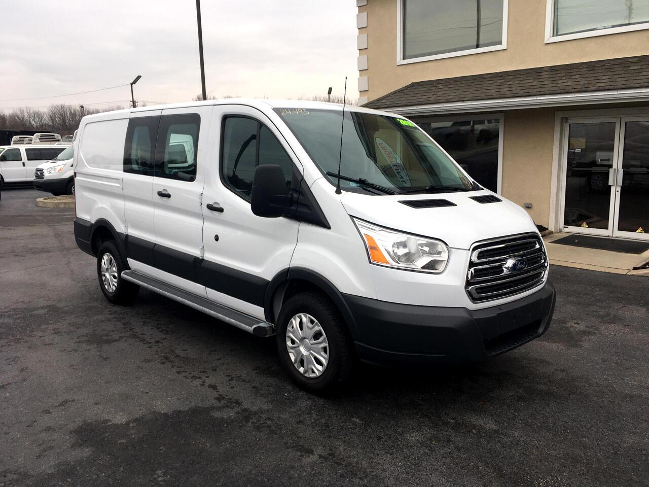 "Ford Transit Cargo Van T-250 130"" Low Rf 9000 GVWR Sliding RH Dr 2018"