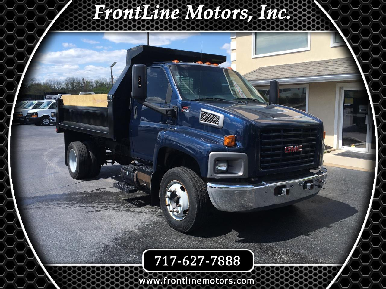GMC TC6500 Regular Cab 2004