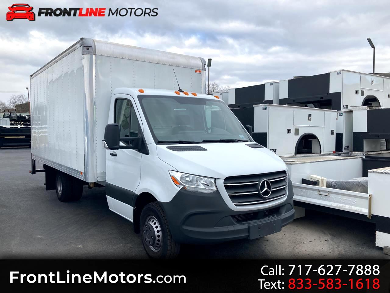 "Mercedes-Benz Sprinter 4500 Standard Roof 170"" 2019"