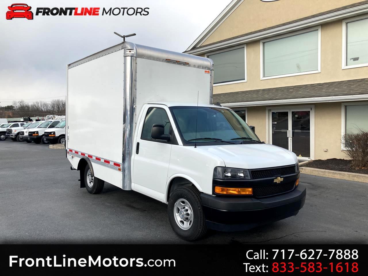 """Chevrolet Express Commercial Cutaway 3500 Van 139"""" 2019"""