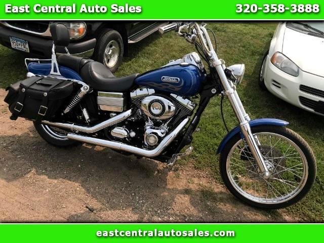 2007 Harley-Davidson FXDWG Wide Glide