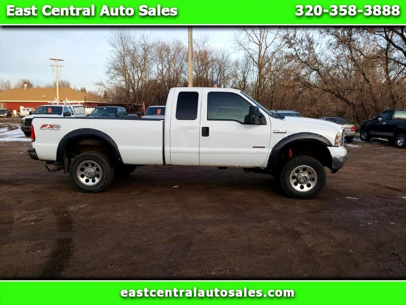 2005 Ford F-350 SD XLT SuperCab Long Bed 4WD