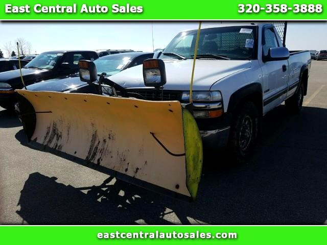 "2000 Chevrolet 2500 HD Ext Cab 155.5"" WB 4WD C6P"