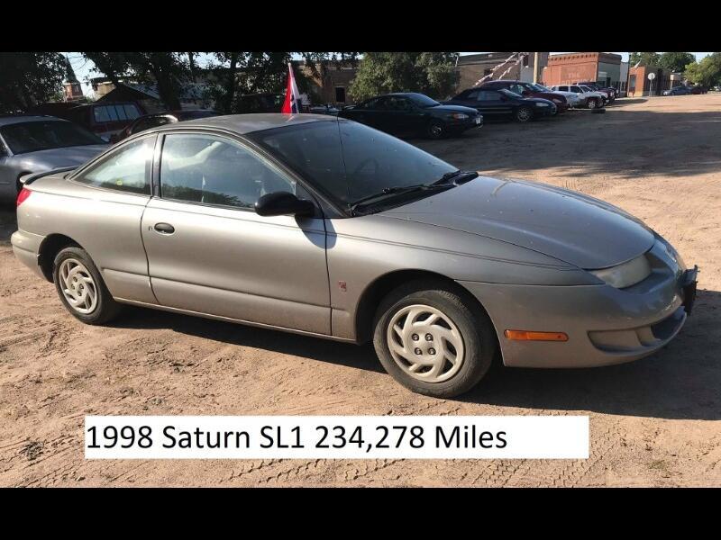 1998 Saturn SC SC1