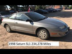 1998 Saturn SC