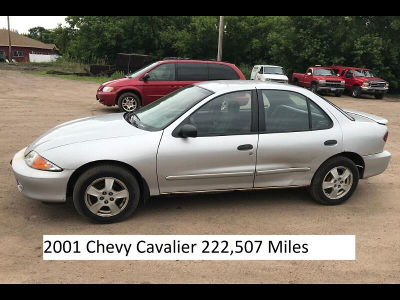 2001 Chevrolet Cavalier LS Sedan