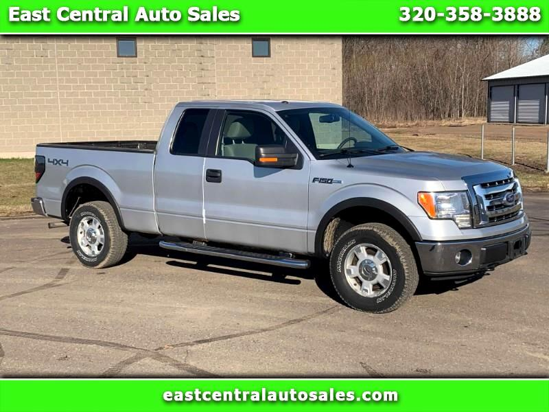 "2010 Ford F-150 117"" WB 4WD"