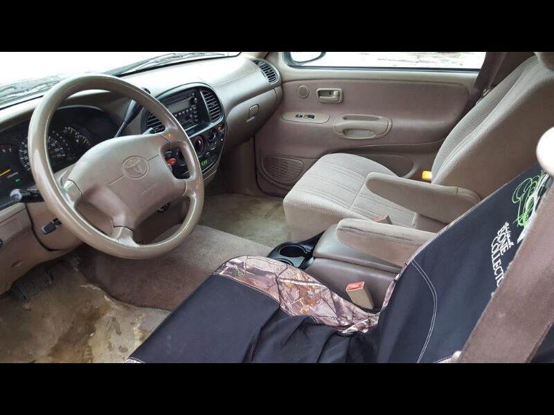 2000 Toyota Tundra SR5 Access Cab 4WD