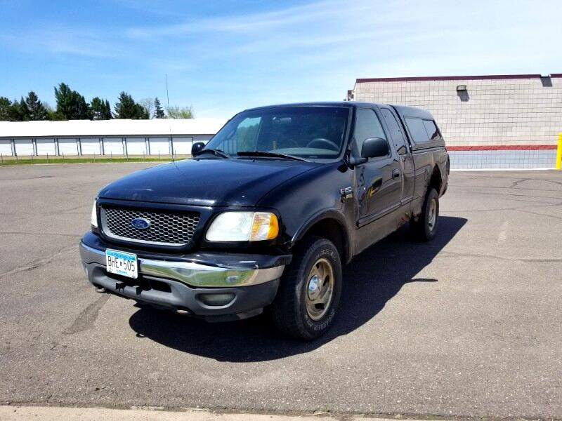 2001 Ford F-150 lariat 4x4
