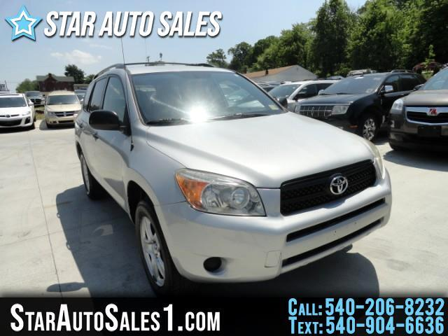 2007 Toyota RAV4 Base I4 2WD with 3rd Row